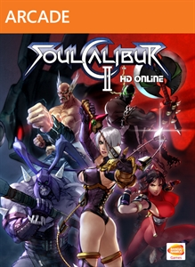 SOULCALIBUR II HD