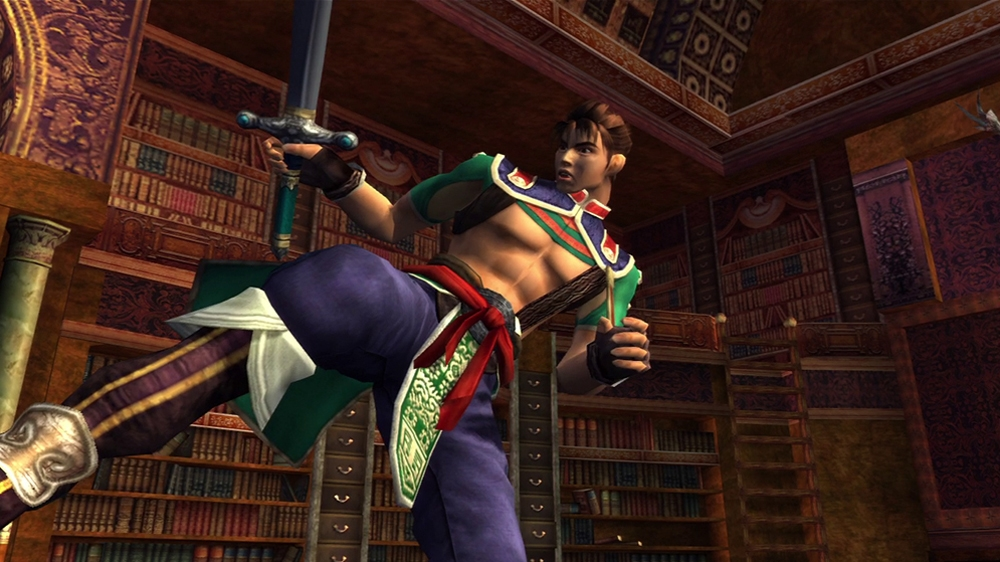 SOULCALIBUR II HD 이미지