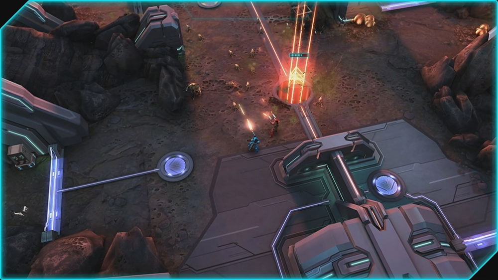 Image from Halo: Spartan Assault