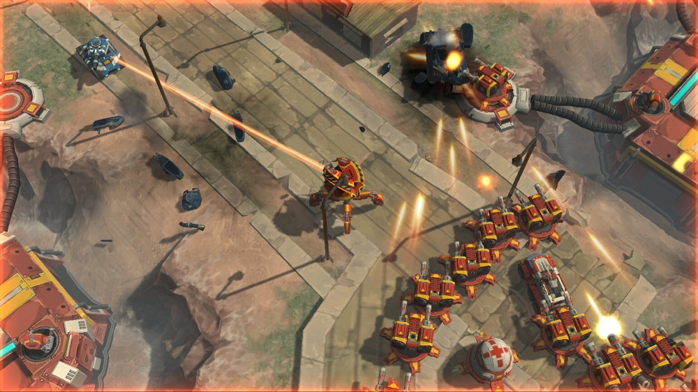 Image from AirMech Arena