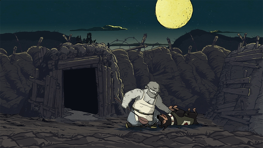 Imagem de Valiant Hearts: The Great War