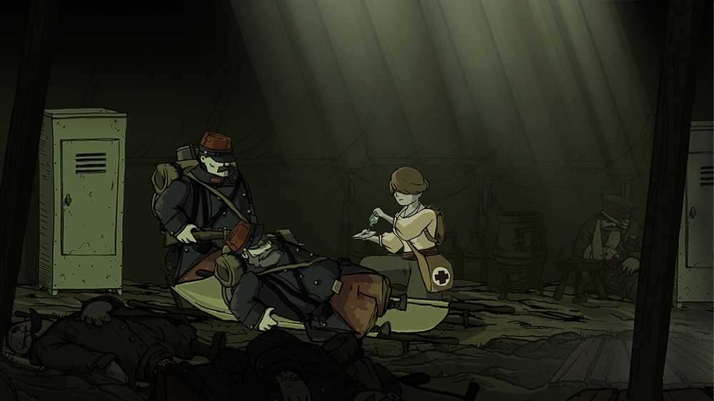 Imagen de Valiant Hearts: The Great War