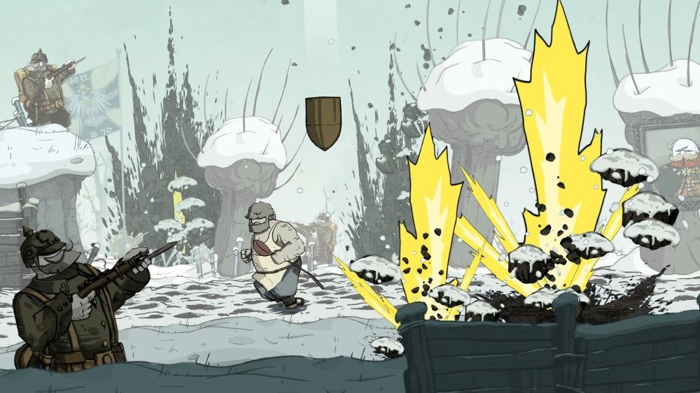 Image from Valiant Hearts