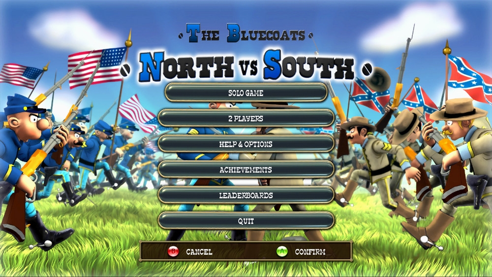 Image de The Bluecoats - North vs South