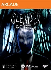 Slender: The Arrival (360 only) boxshot