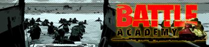 Battle Academy Banner