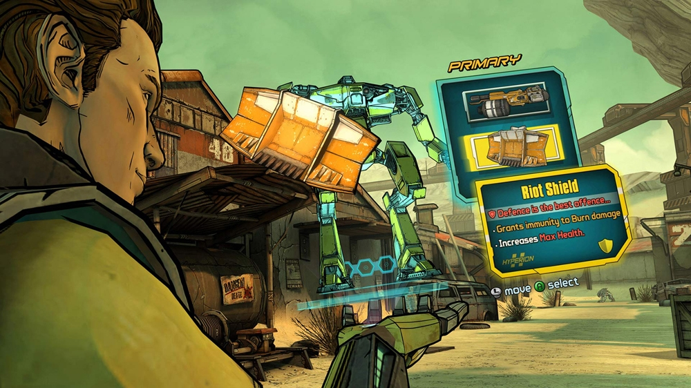 Kép, forrása: Tales from the Borderlands