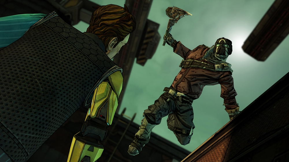 Image from Tales from the Borderlands