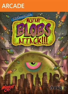 Mutant Blobs Attack Gamerpic Pack 1
