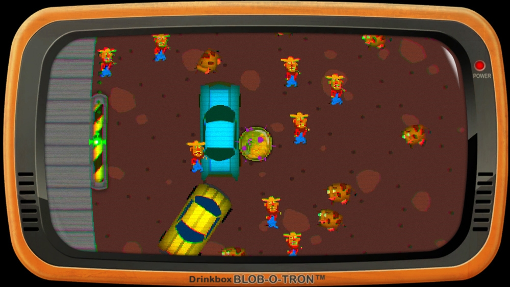 Image from Mutant Blobs Attack