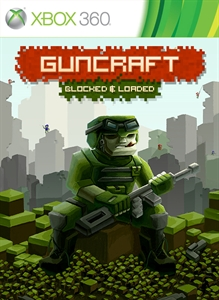 Guncraft: Blocked and Loaded boxshot