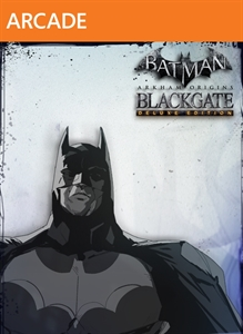Batman Arkham Origins: Blackgate Deluxe Edition