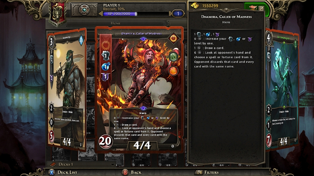 Imagen de Might & Magic Duel of Champions Forgotten Wars