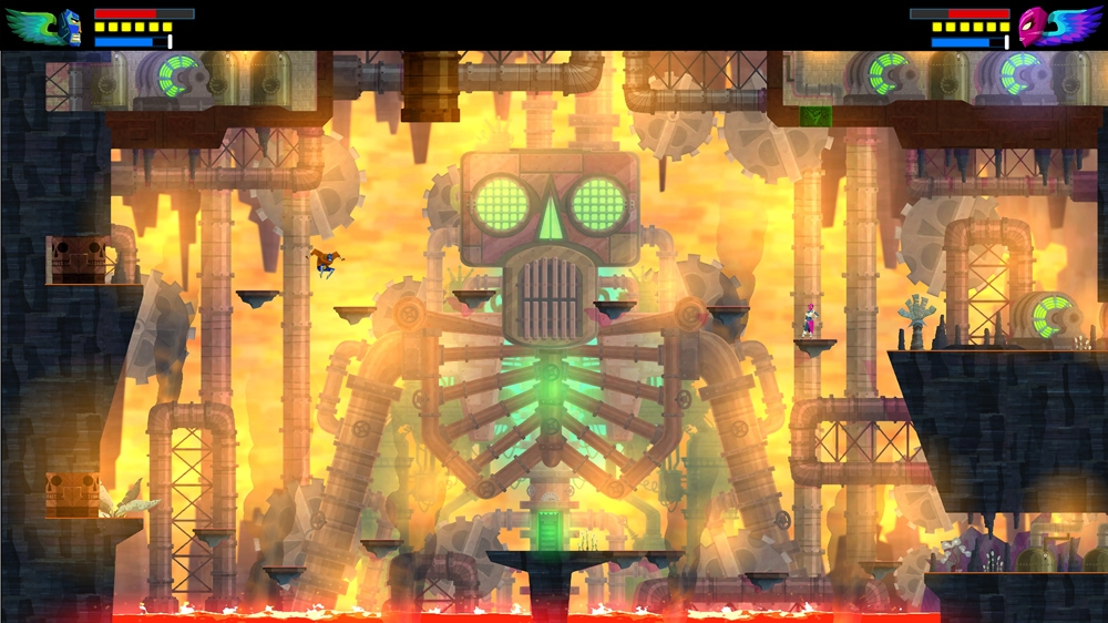 Image from Guacamelee! STCE