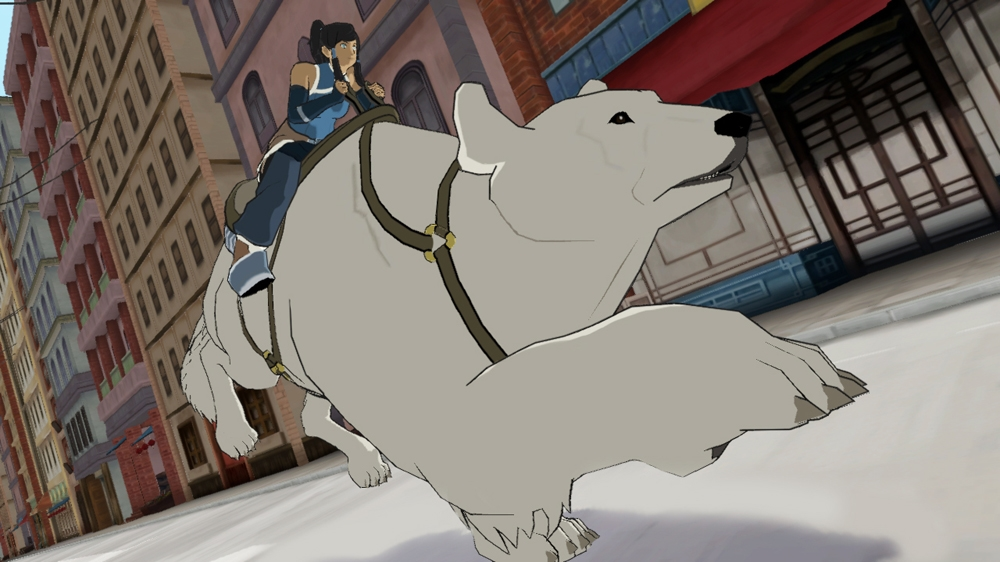 Bild från The Legend of Korra™