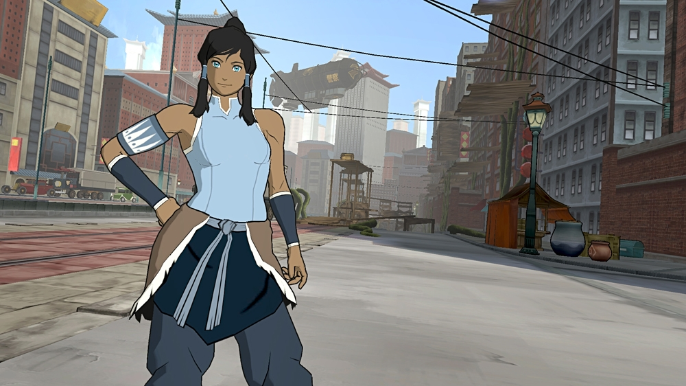 Image from The Legend of Korra™