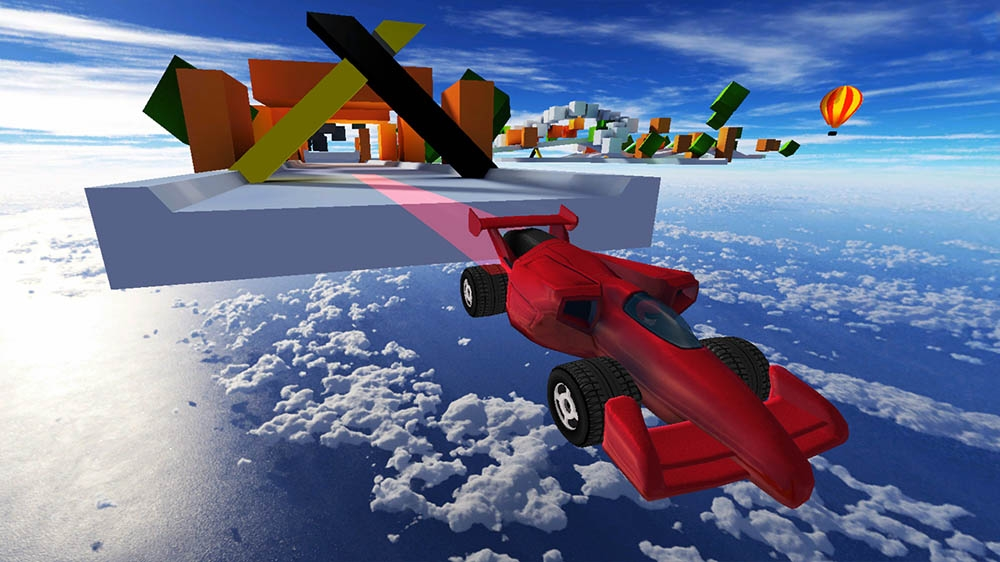 Image de Jet Car Stunts