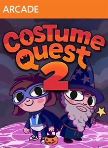 More Costumes of Costume Quest 2