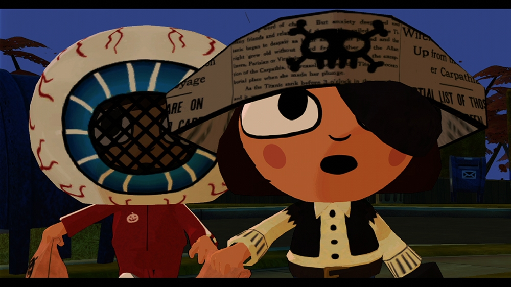Image from Costume Quest 2