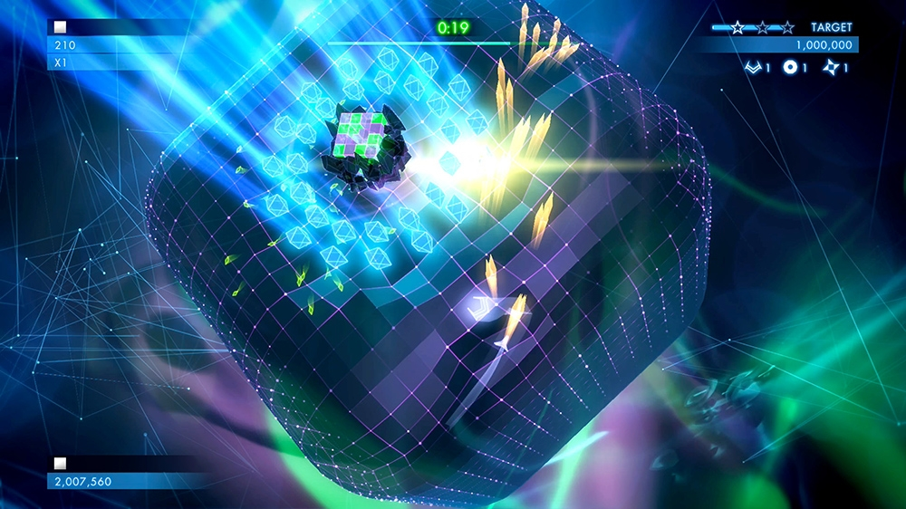 Bilde fra Geometry Wars™ 3: Dimensions Evolved