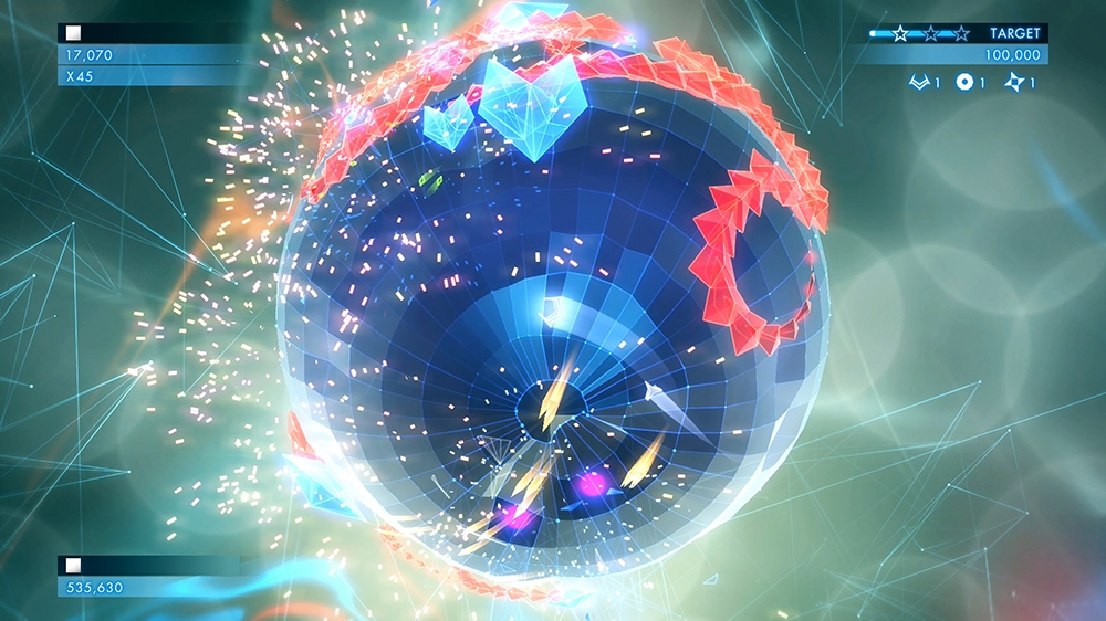 Imagem de Geometry Wars™ 3: Dimensions Evolved