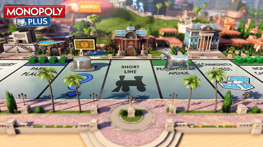 Image from MONOPOLY PLUS