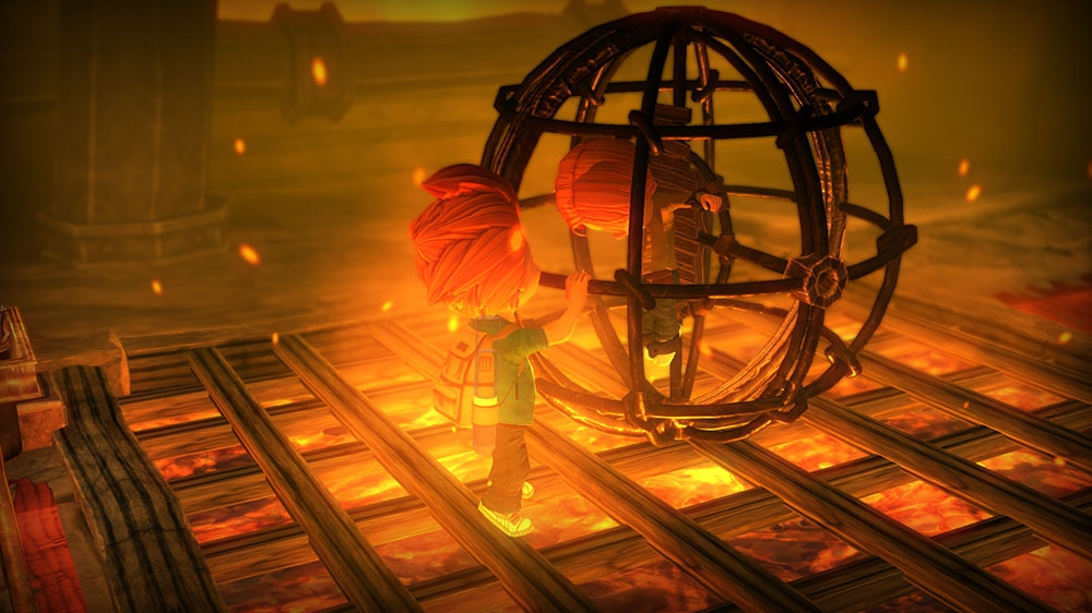 Image from Max: The Curse of Brotherhood