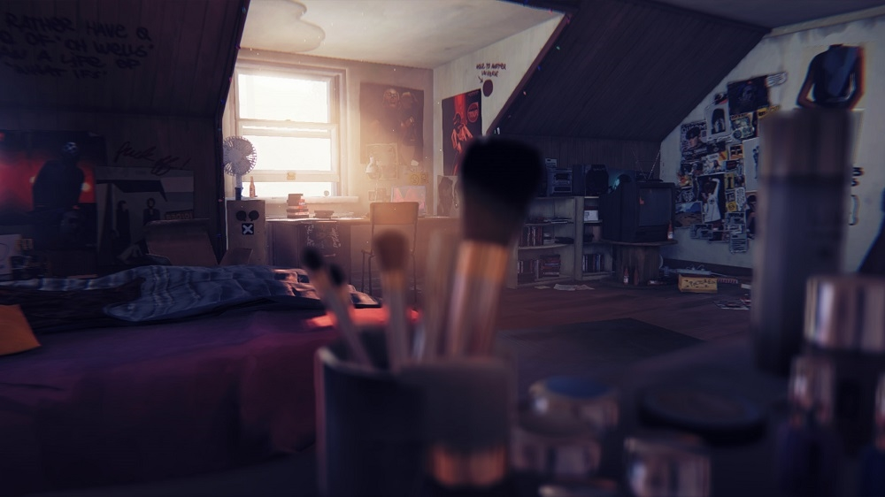 Image from Life Is Strange Episode 1