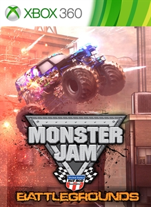 Monster Jam: Battlegrounds boxshot