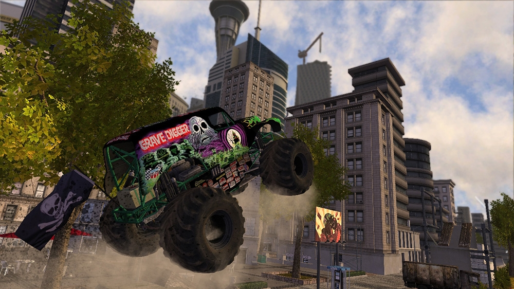 Image de Monster Jam: Battlegrounds