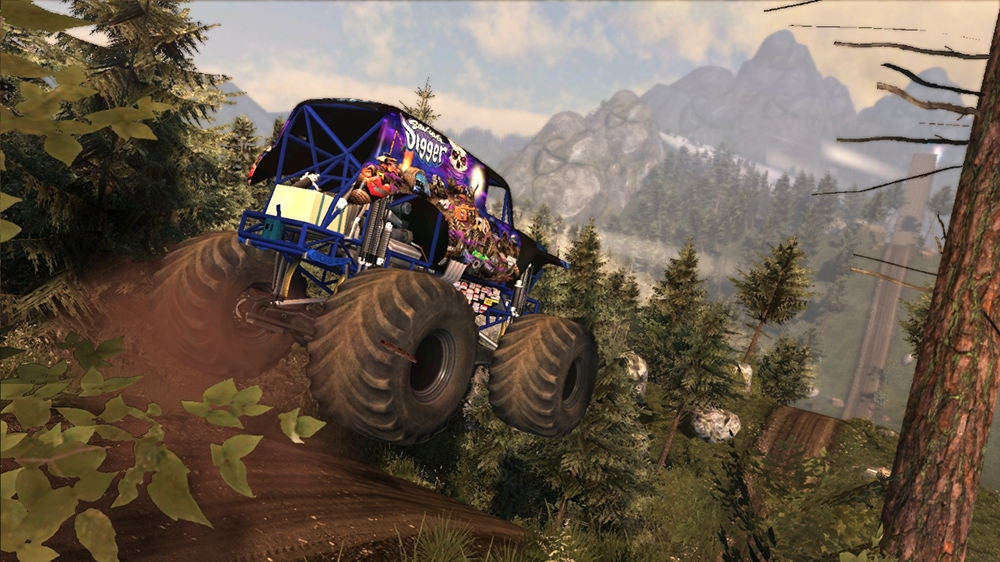 Image from Monster Jam Battlegrounds