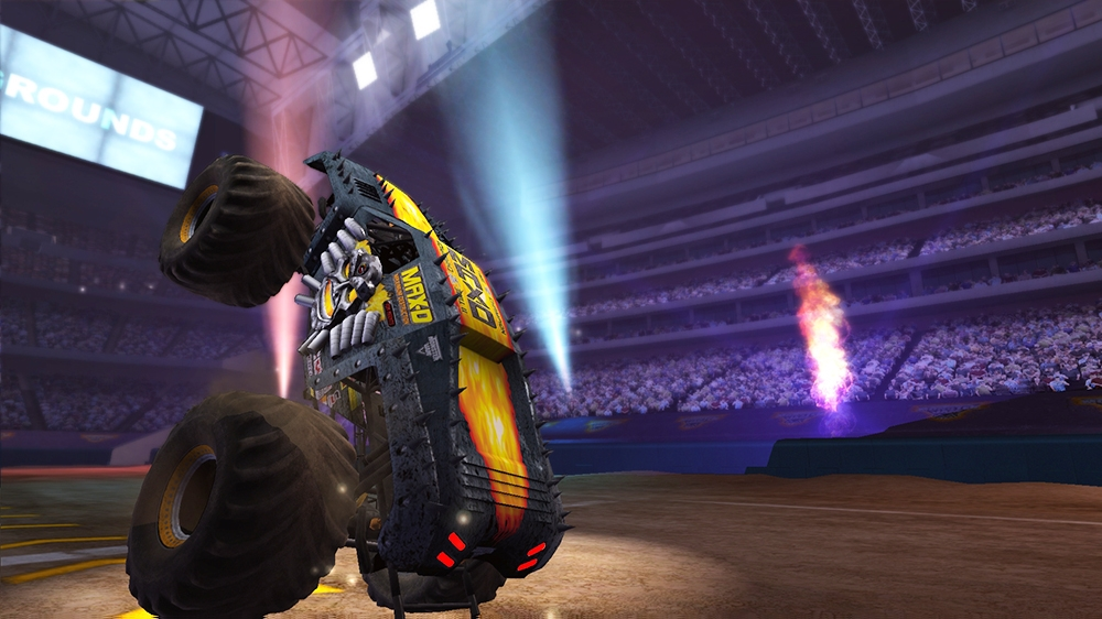 Obraz z Monster Jam: Battlegrounds