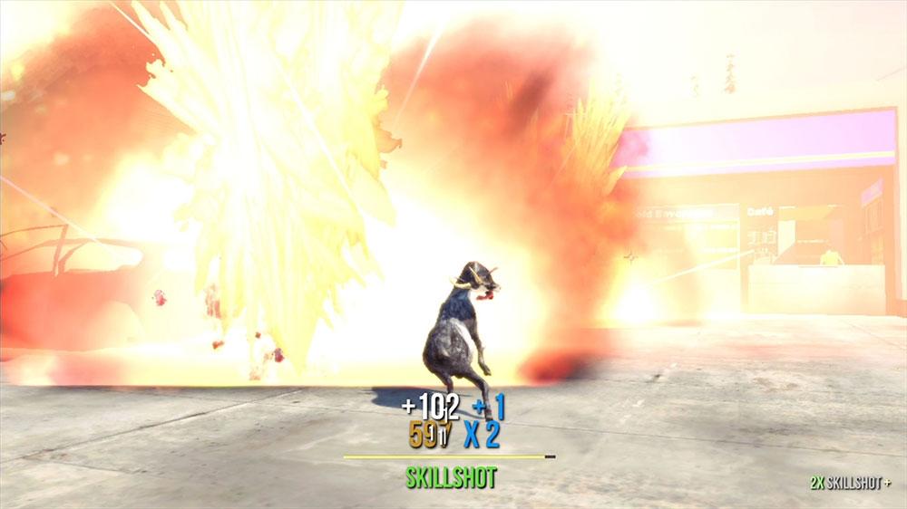 Immagine da Goat Simulator