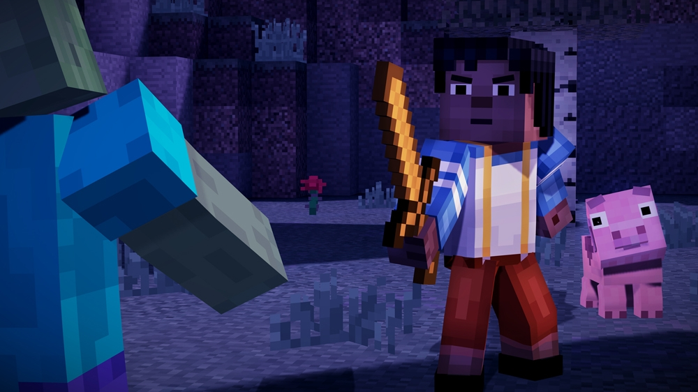 Image de Minecraft: Story Mode - A Telltale Games Series