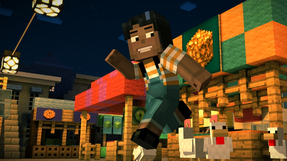 Imagen de Minecraft: Story Mode - A Telltale Games Series