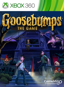 Goosebumps: The Game boxshot