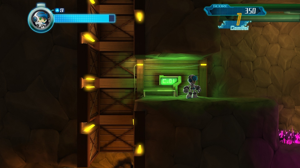Image from Mighty No. 9