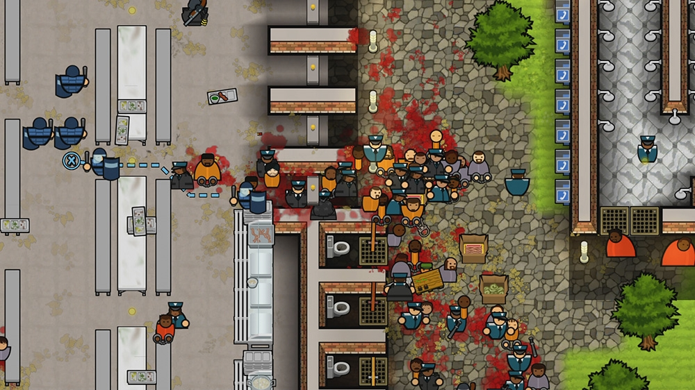 Image de Prison Architect: Xbox 360 Edition