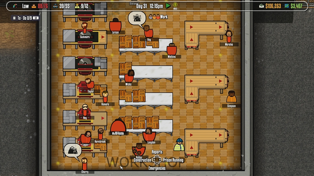 Image from Prison Architect: Xbox 360 Edition
