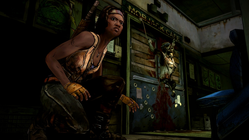 Image de The Walking Dead: Michonne - Ep. 1, In Too Deep