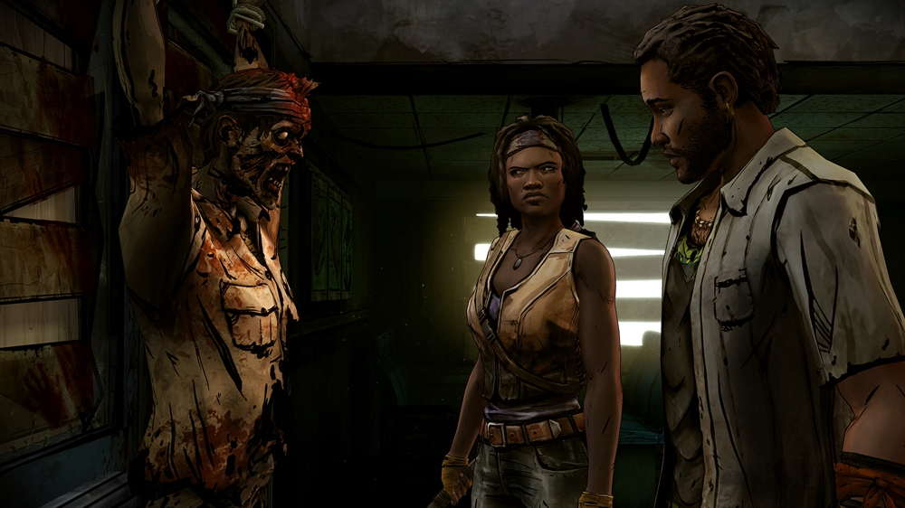 Imagen de The Walking Dead: Michonne - Ep. 1, In Too Deep