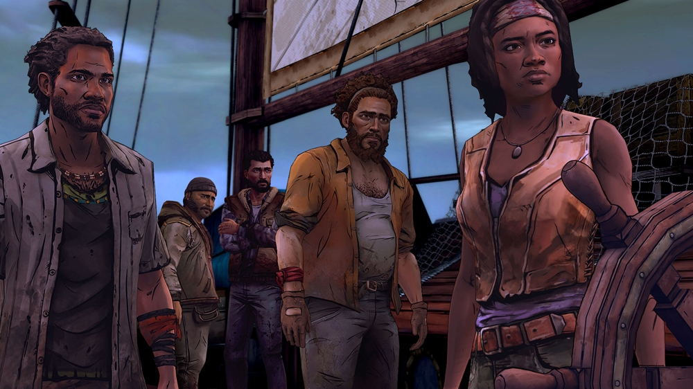 Image from The Walking Dead: Michonne - Episode 1