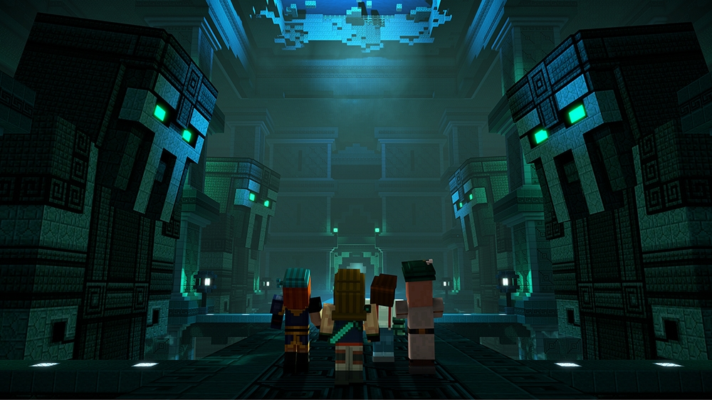 Изображение из Minecraft: Story Mode - Season Two