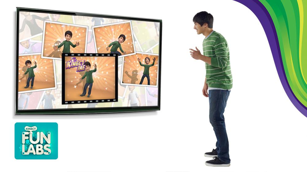 Image from Kinect Fun Labs