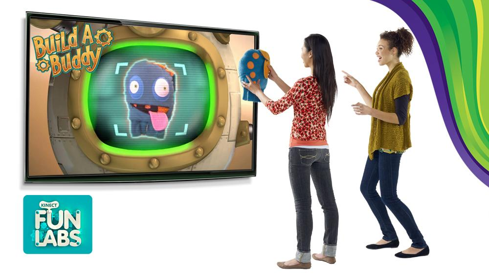 Immagine da Kinect Fun Labs