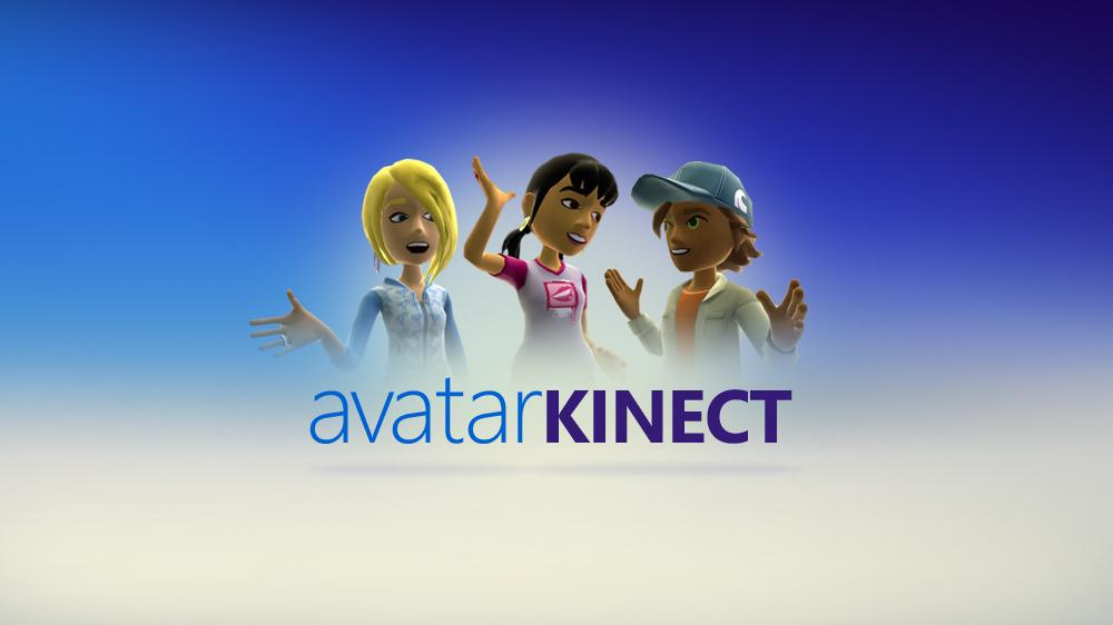 Image from Avatar Kinect