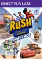 Kinect Rush: Snapshot