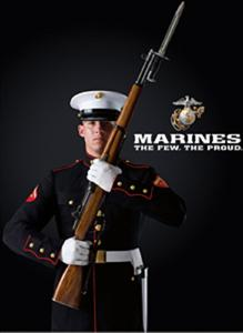Marines Registration Theme