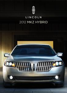 Lincoln MKZ Hybrid Theme 1