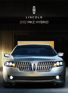 Lincoln MKZ Hybrid Theme 2